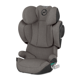 Cybex Κάθισμα Αυτοκινήτου Solution Z i-Fix Soho Grey Plus 15-36kg.