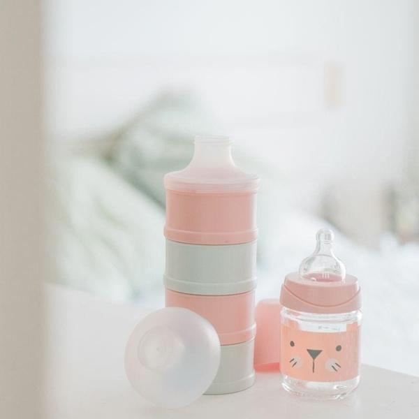 Suavinex Hygge Δοσομετρητής Σκόνης Γάλακτος 4 Δόσεων Ροζ
