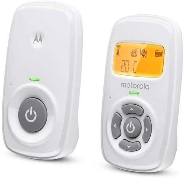 Motorola Ενδοεπικοινωνία Digital Audio Baby Monitor MBP-24