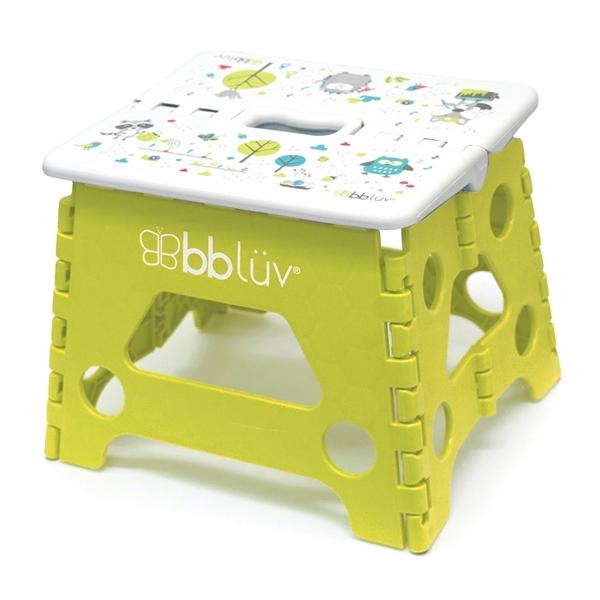 bbluv Step Stool Αναδιπλούμενο Σκαλάκι Lime