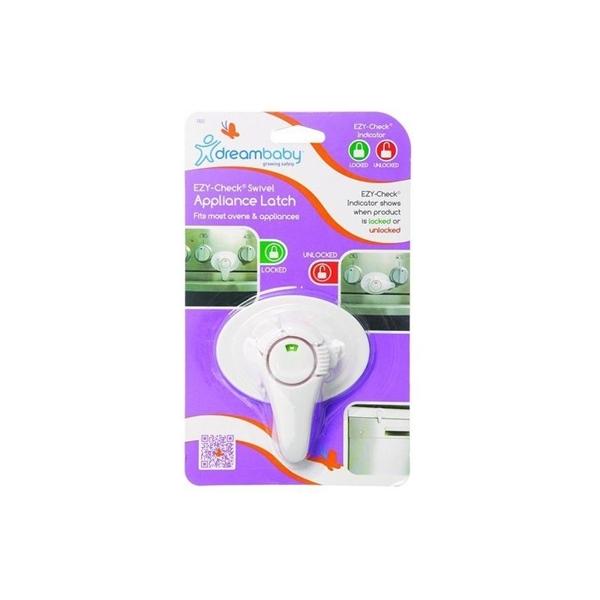 DreamBaby Ασφάλεια Φούρνου και Φούρνου Μικροκυμμάτων White