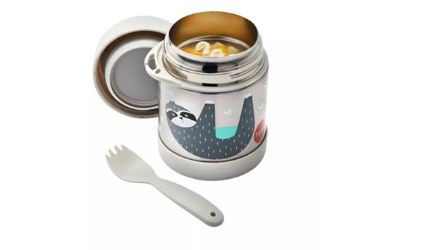 3 Sprouts Ανοξείδωτο Δοχείο Φαγητού - Sloth