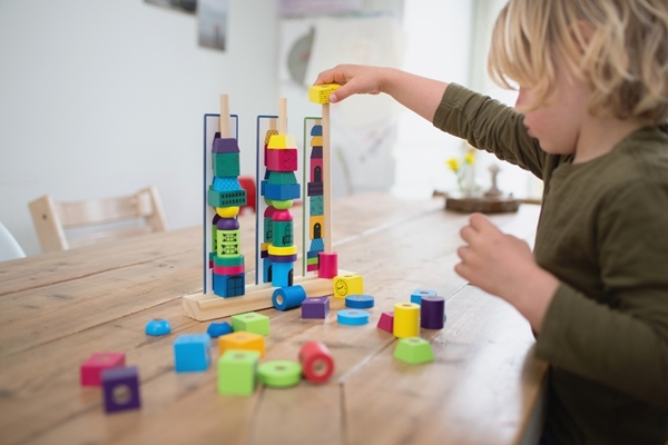 BS Toys Stack Towers