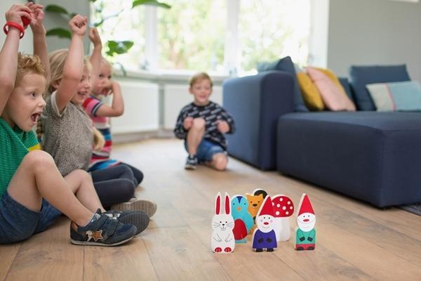 BS Toys Bowling Φίλοι του Δάσους