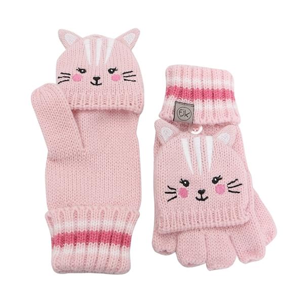 FlapJackKids Πλεκτά Γάντια Cat 2-4 ετών