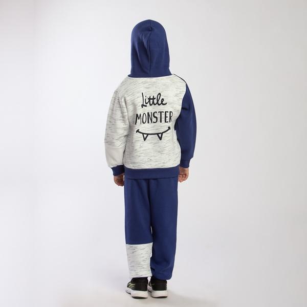 TRAX Παιδικό Σετ Φόρμας Αγόρι Little Monster
