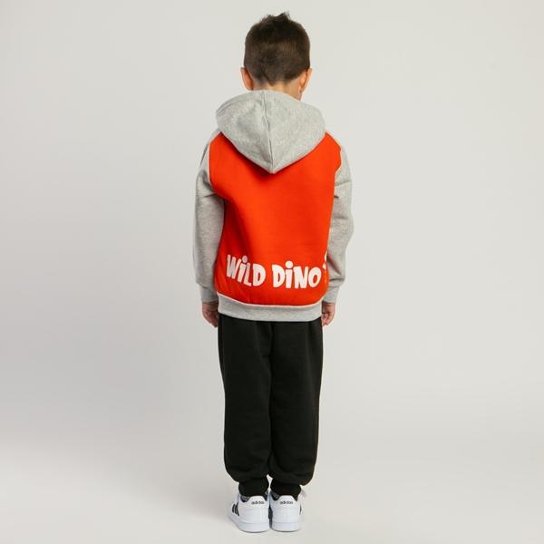 TRAX Παιδικό Σετ Φόρμας Αγόρι Rai Πορτοκαλί