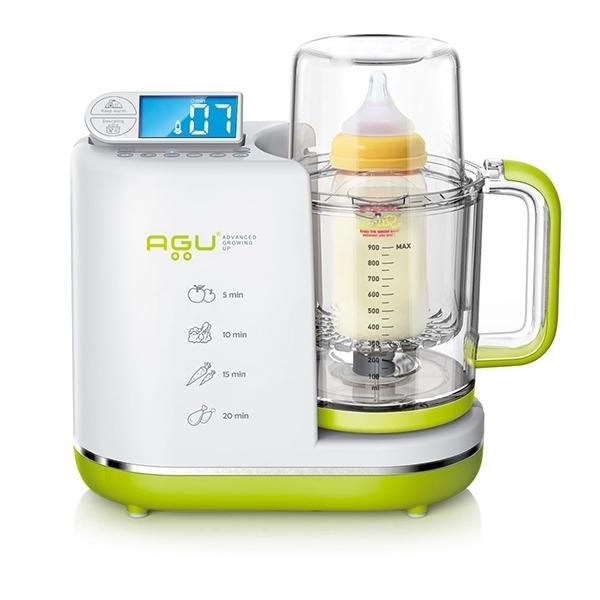 Agu Πολυσυσκευή Μαγειρέματος Agu Food Processor 5σε1