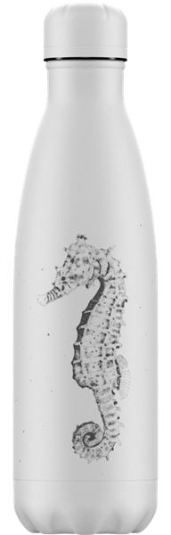 Chillys Θερμός Για Υγρά Seahorse Special Edition 500ml.