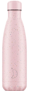 Chillys Θερμός Για Υγρά Speckled Pink Special Edition 500ml.