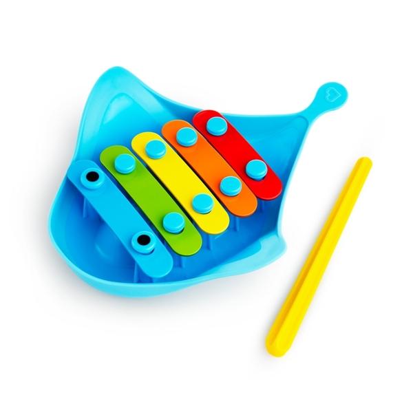 Munchkin Παιχνίδι Μπάνιου Dingray Musical Bath Toy