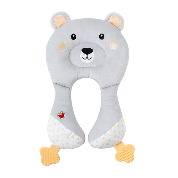 Pili Baby Μαξιλαράκι Μαξιλάρι στήριξης Bear