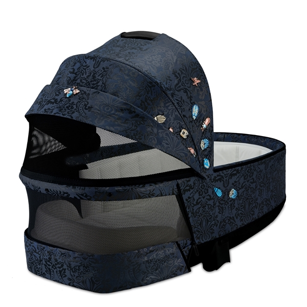 Cybex Lux Carry Cot for Priam Fashion Collection, Jewels of Nature