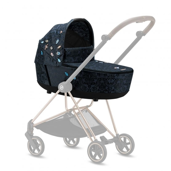 Cybex Lux Carry Cot for Mios, Fashion Collection Jewels of Nature