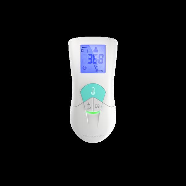 Motorola Θερμόμετρο Ανέπαφης Μέτρησης Μετώπου Υπερύθρων