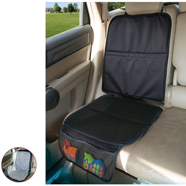 Kiokids Προστατευτικό Καθίσματος Αυτοκινήτου Βάσης και Πλάτης