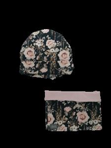 Ul & Ka Σκούφος και Λαιμός Vintage Μπλέ