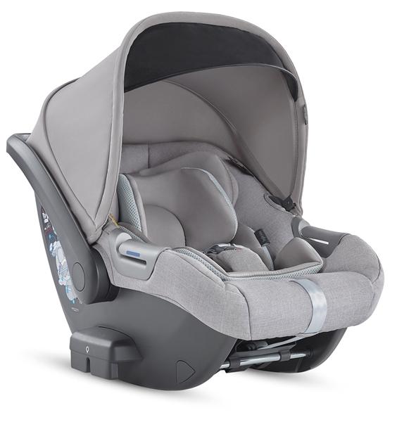 Inglesina Σύστημα Μεταφοράς Aptica Quattro Cab, Silk Grey