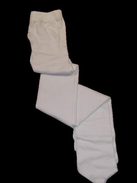 Pompea Παιδικό Χοντρό Καλσόν, Λευκό