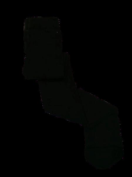 Pompea Παιδικό Χοντρό Καλσόν, Μαύρο