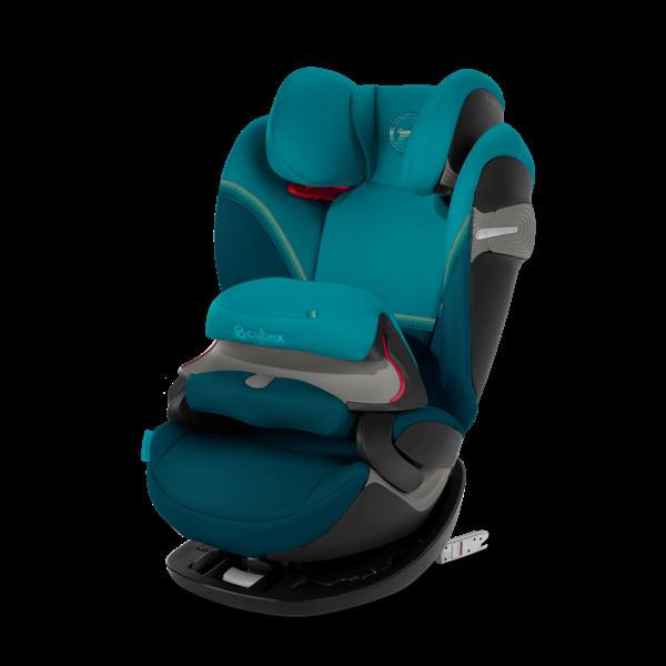 Cybex Κάθισμα Αυτοκινήτου Pallas S-Fix 9-36kg. River Blue