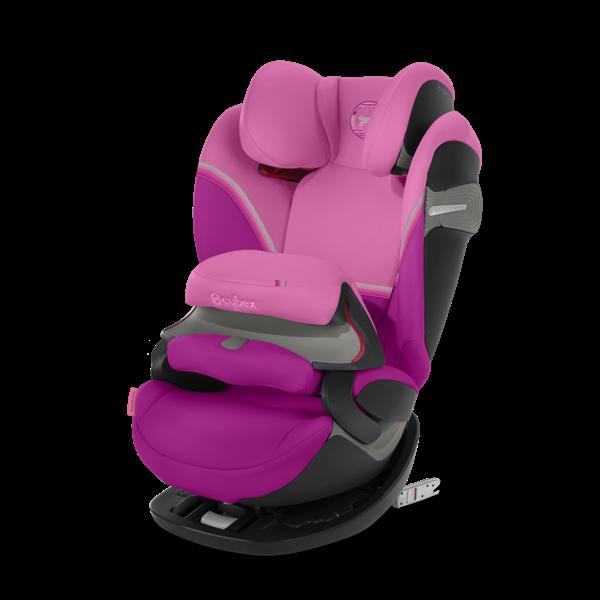 Cybex Κάθισμα Αυτοκινήτου Pallas S-Fix 9-36kg. Magnolia Pink