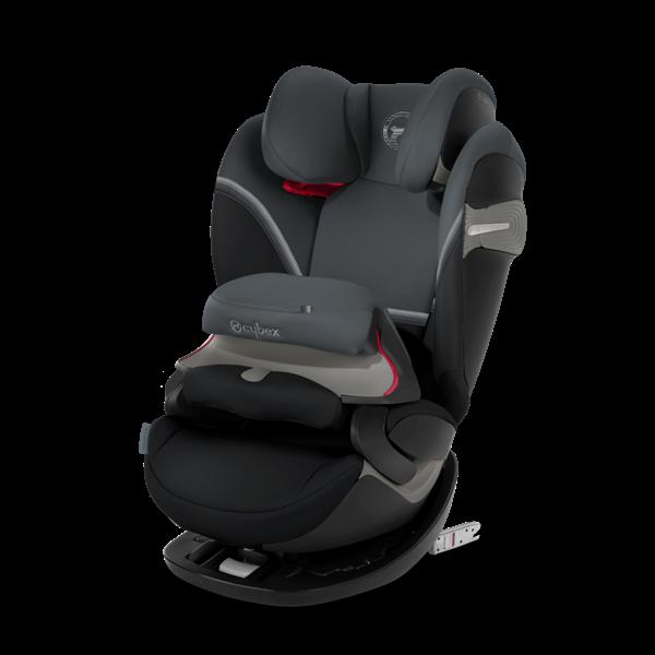 Cybex Κάθισμα Αυτοκινήτου Pallas S-Fix 9-36kg. Granite Black