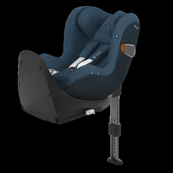 Cybex Κάθισμα Αυτοκινήτου Sirona Zi i-Size 0-18kg. Mountain Blue Plus