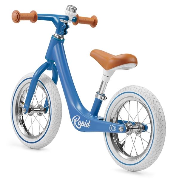 Picture of KinderKraft Ποδηλατάκι Ισορροπίας Rapid, Blue Sapphire