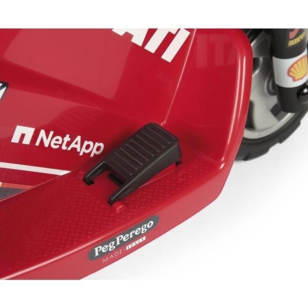 Peg Perego Ηλεκτροκίνητη Μηχανή Mini Ducati Evo 6v