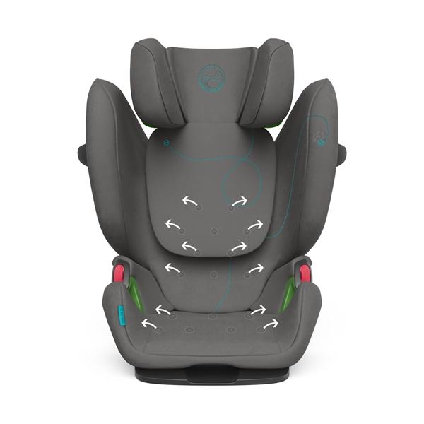 Picture of Cybex Κάθισμα Αυτοκινήτου Pallas G I-Size 9-36kg. Soho Grey