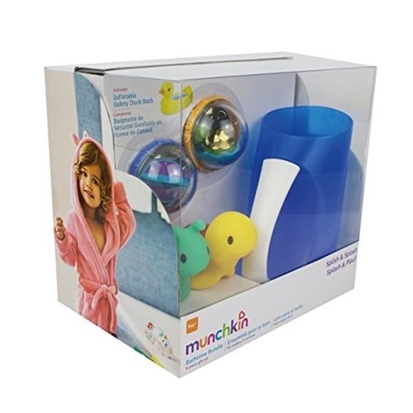 Munchkin Παιχνίδια Μπάνιου Splish & Splash