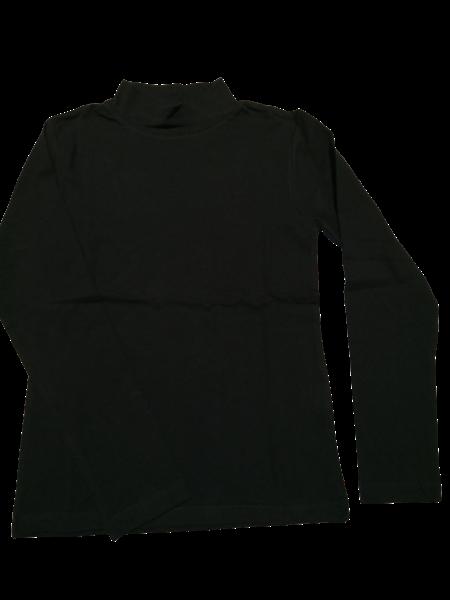 Losan Μπλούζα Με ΜΑΟ Λαιμό, Μαύρο