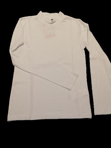 Losan Μπλούζα Με ΜΑΟ Λαιμό, Λευκό