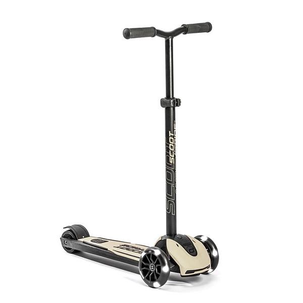 Scoot & Ride Παιδικό Πατίνι HighWayKick 5 LED Ash