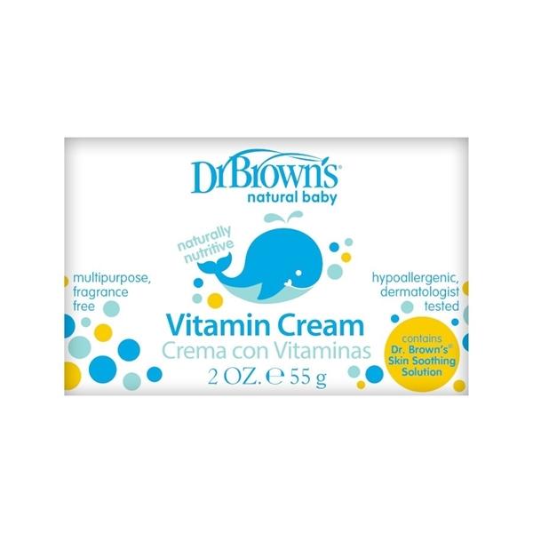 Dr.Brown's Κρέμα Ανακούφισης Ερεθισμών 55gr