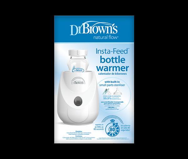Dr. Brown's Θερμαντήρας Μπιμπερό Insta-Feed