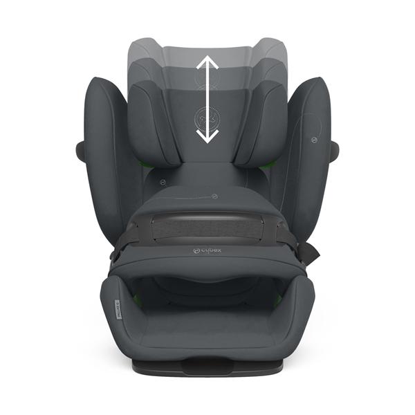 Picture of Cybex Κάθισμα Αυτοκινήτου Pallas G I-Size 9-36kg. Granite Black
