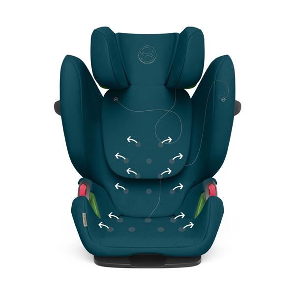 Picture of Cybex Κάθισμα Αυτοκινήτου Pallas G I-Size 9-36kg. River Blue