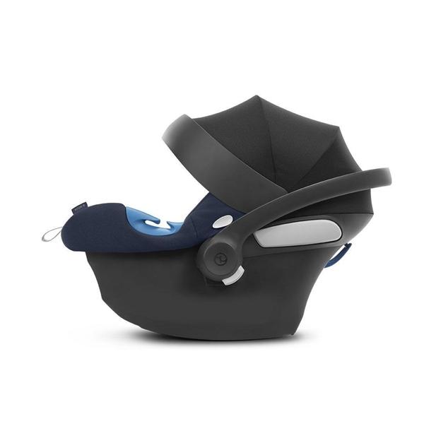 Cybex Κάθισμα Αυτοκινήτου Aton B I-Size 0-13kg, Volcano Black