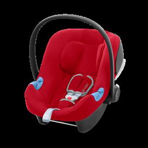 Cybex Κάθισμα Αυτοκινήτου Aton B I-Size 0-13kg, Dynamic Red