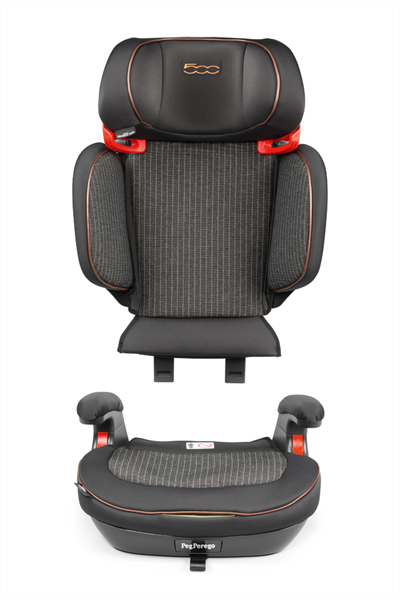 Peg Perego Παιδικό Κάθισμα Αυτοκινήτου Viaggio 2-3 Shuttle Plus, Fiat 500