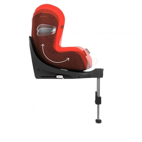 Cybex Κάθισμα Αυτοκινήτου Sirona Z i-Size 0-18kg Scuderia Ferrari Victory Black