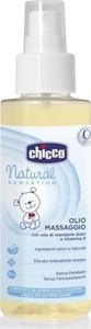 Chicco Λάδι για Μασάζ Nat Sensation 100ml