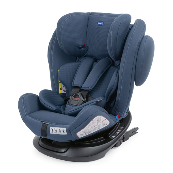 Chicco Κάθισμα Αυτοκινήτου Unico Plus Air 0-36kg. India Ink