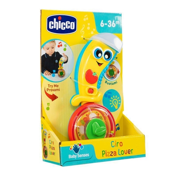 Chicco Παιχνίδι Ciro Pizza