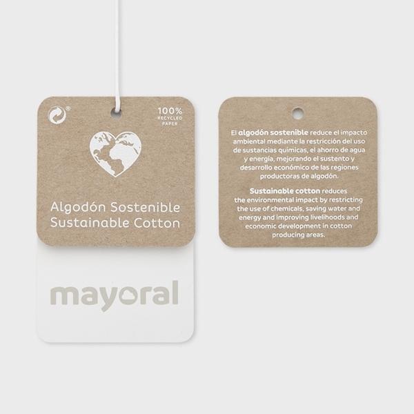 Mayoral Παιδικό Σετ Κολάν Ecofriends Κορίτσι, Λωτός