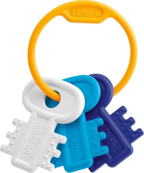 Chicco Χρωματιστά Κλειδιά Σιελ