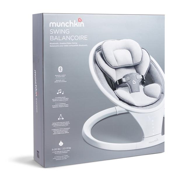 Munchkin Ρηλάξ Κούνια Baby Swing
