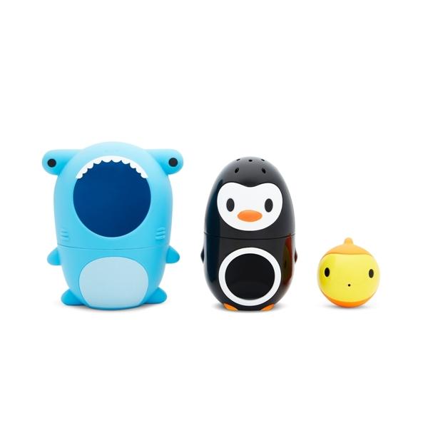 Munchkin Παιχνίδι Μπάνιου Nesting Bath Toy